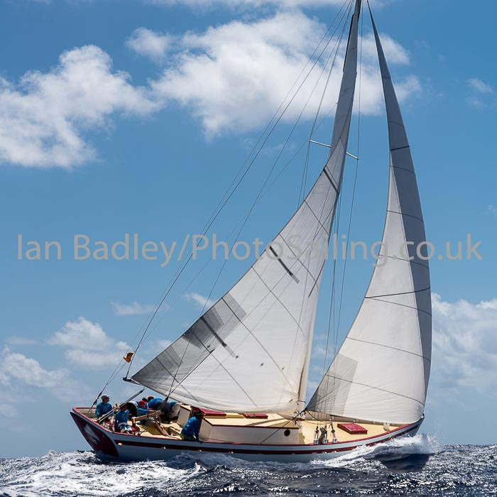 Carriacou sloop 'Zemi'