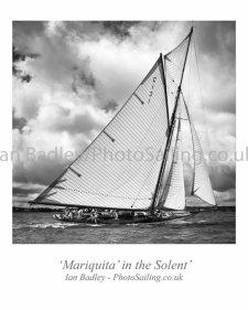 Mariquita in the Solent