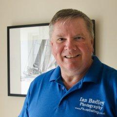 Ian Badley Portrait