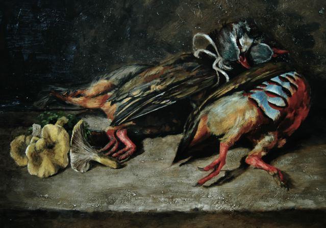 Brace of Partridge