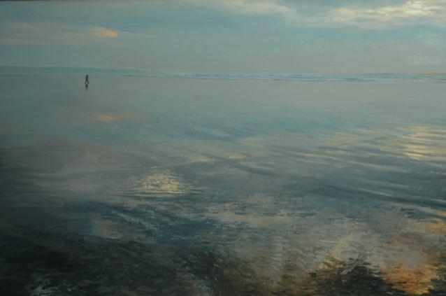 saunton sands reflections