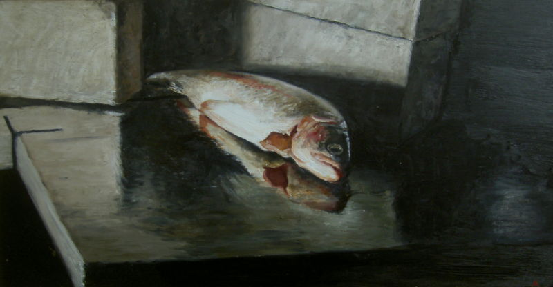 Trout on Slate