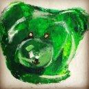 Gummy Bear, Green
