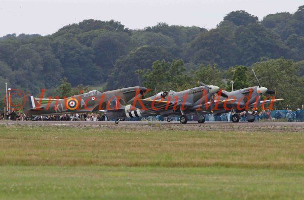 """part of the 75th anniversary of the """"Hardest Day"""" in the Battle of Britain."""
