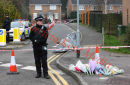 PIC SHOWS:-A 32-year-old man found shot in a street in Dartford, Kent, has died from his injuries, police said.  The victim was found with bullet wounds in Overy Street at about 20:00 GMT on Tuesday.