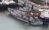 PICS SHOWS;Border Force Cutter Moored at Dover Docks 30.5.16