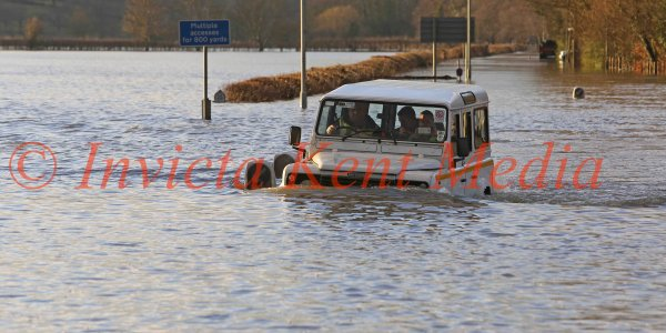 PICS SHOWS;Flooding at Runnymede hotel near Egham in Berkshire.