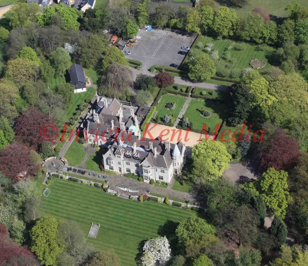 PIC SHOW;FOXBURY MANOR NEAR CHISELHURST IN KENT WHERE IT IS BELIEVED MICHAEL JACKSON WILL BE STAYING WHILE DOING HIS SHOWS AT THE O2 LONDON.