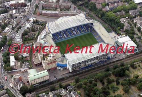 CHELSEA FOOTBALL STADIUM <br>
