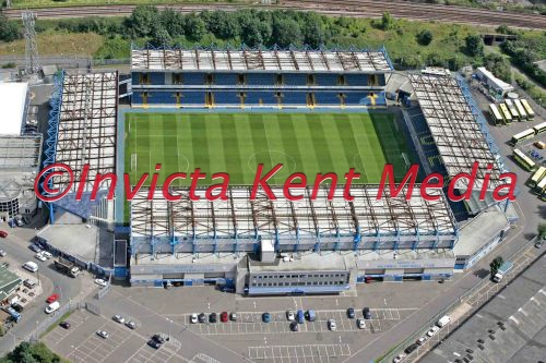 MILLWALL FOOTBALL STADIUM<br> THE DEN