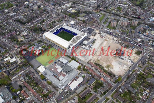 White Hart Lane, home ground of Tottenham Hotspur FC