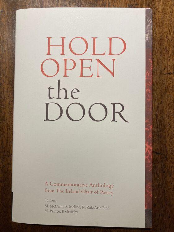 HOLD OPEN the DOOR 1
