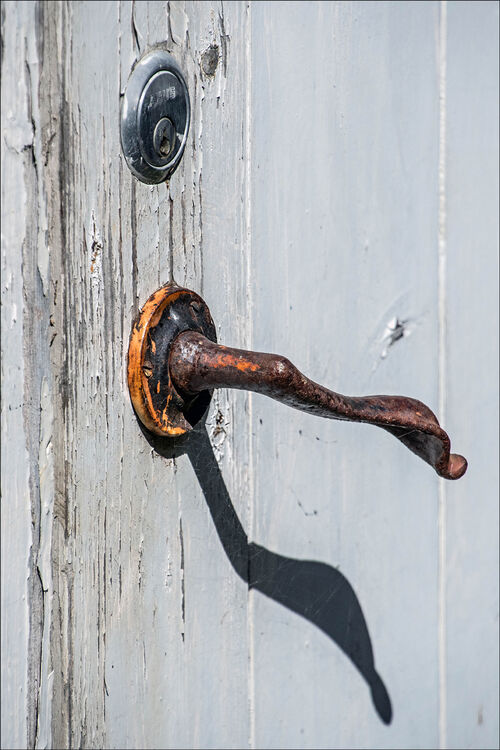 Anne Dziedzicki-Door Detail LS