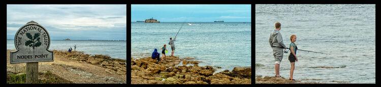 Carol Family fishing St.H