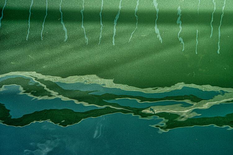 Carol Walker Ripples on the Water M
