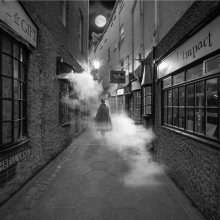 Michael Wort Watchbell lane Ghost walk C