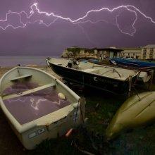 Michael Wort lightening at freshwater M2