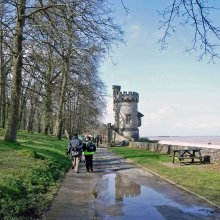 Sue Harlow A morning stroll at Appley M6