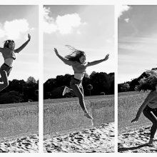 michaelcoles-Jumping for joy.