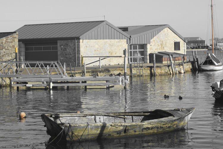 robert skinner Bembridge Harbour M4 O IWPS