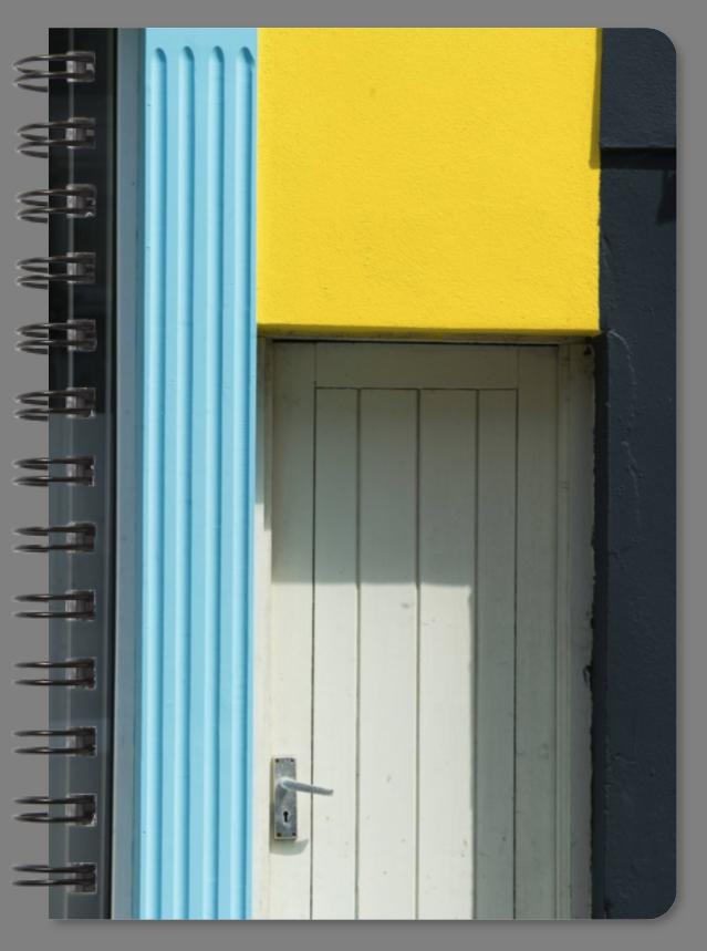 Abstract Doorway A5