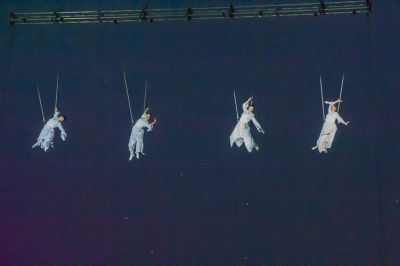 Aerial Four