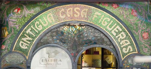 Barcelona Mozaic