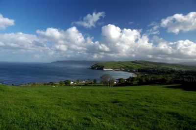 Cushendunn & Bay view