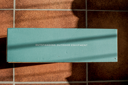 Outstanding Outdoor Equipment