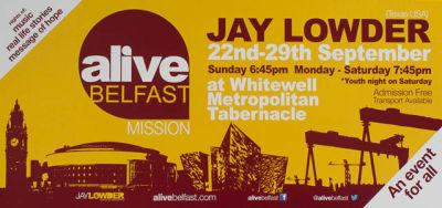 Belfast Alive