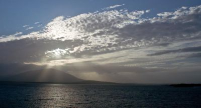 Light on Lough Conn