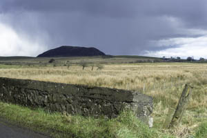 Plain of Slemish