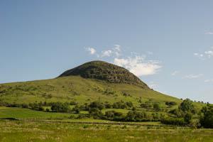 Landscape of Slemish