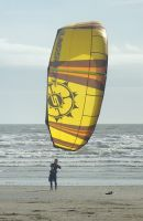 The Kite Boarder