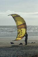 The KiteSail Man