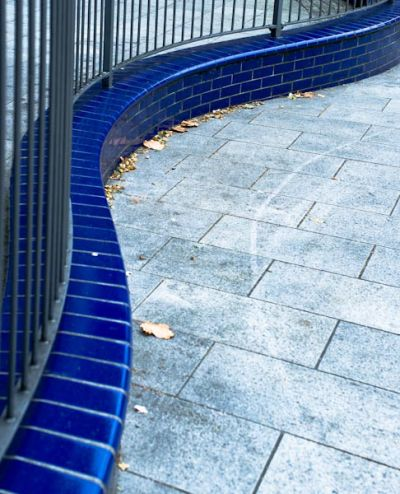 The Blue Curve