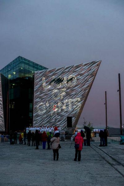 Titanic Quarter 3