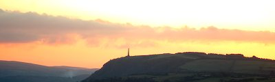 Knockagh Sunset
