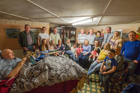 Billy Totten's Family No2
