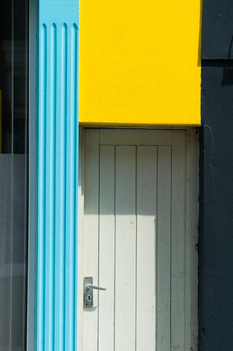 Abstract Doorway