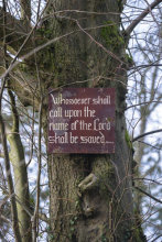 Whosoever shall call upon the name of the Lord