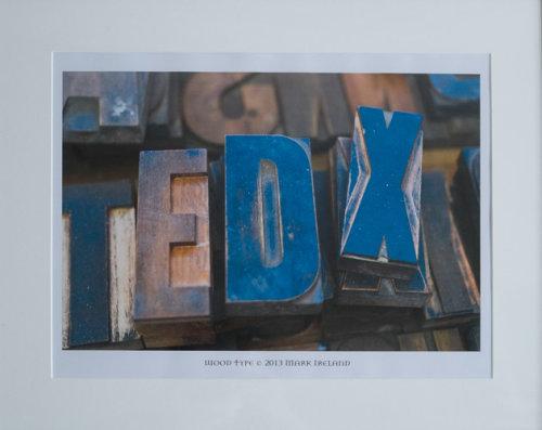 Wood Type TEDX 2013