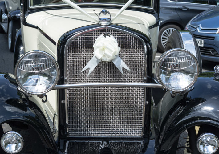 Summer Wedding Cars