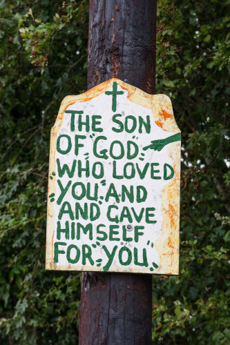 The Son of God Who Loved Me