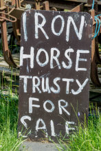 Iron Horse Trusty For Sale