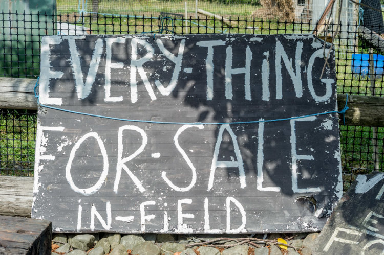 Every thing for sale