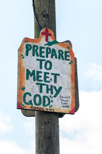 Prepare to Meet