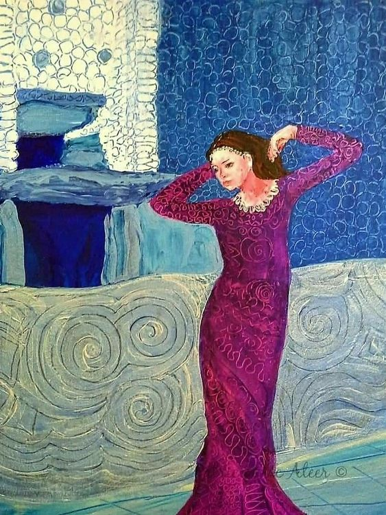 Dancing Cailleach Newgrange