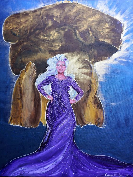 Proleek Solstice Goddess