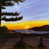 Tamdhu Sunset
